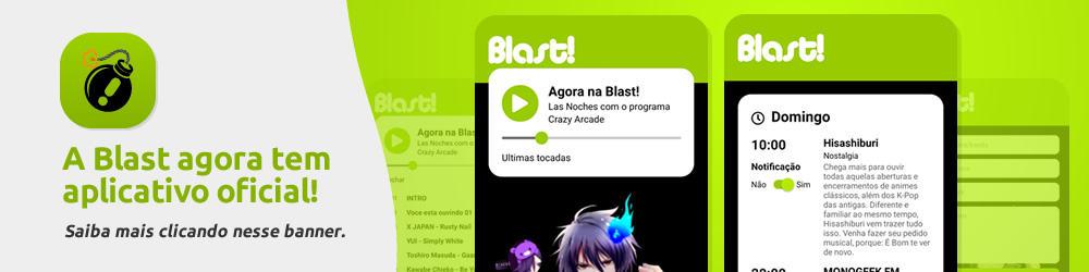 Aplicativo oficial da Blast, saiba mais!