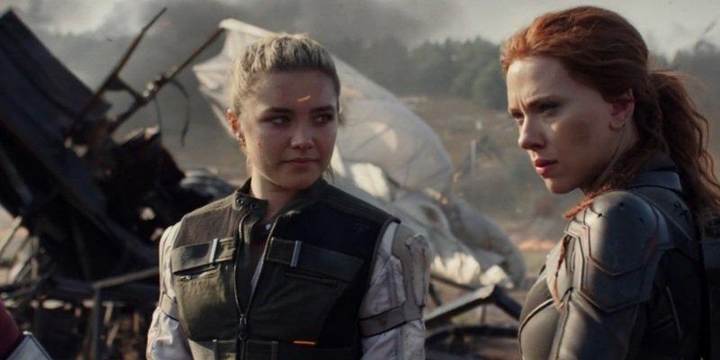 Yelena Belova vai ser a nova Viúva Negra? Imagem: divulgação Marvel Studios/Disney.