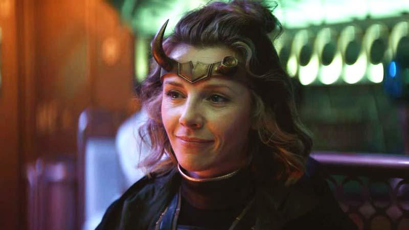 Sylvie (Sophia Di Martino). Imagem: divulgação Marvel Studios/Disney.