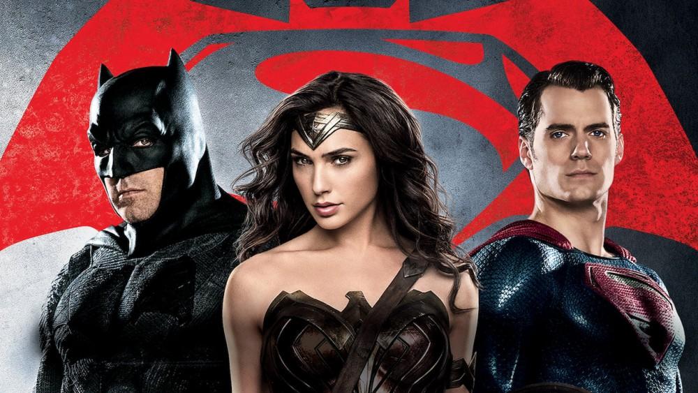 Batman vs Superman quase teve outro título! (ou não). Imagem: Divulgação.