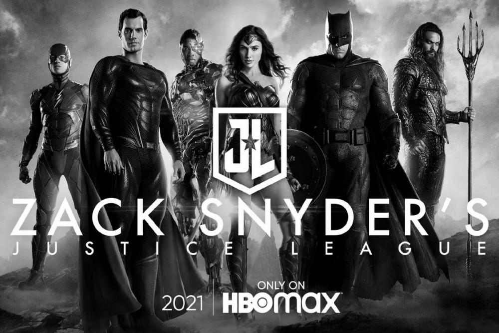 HBO max vai chegar ao Brasil cerca de três meses após o lançamento oficial do Snydercut. Imagem: Divulgação.