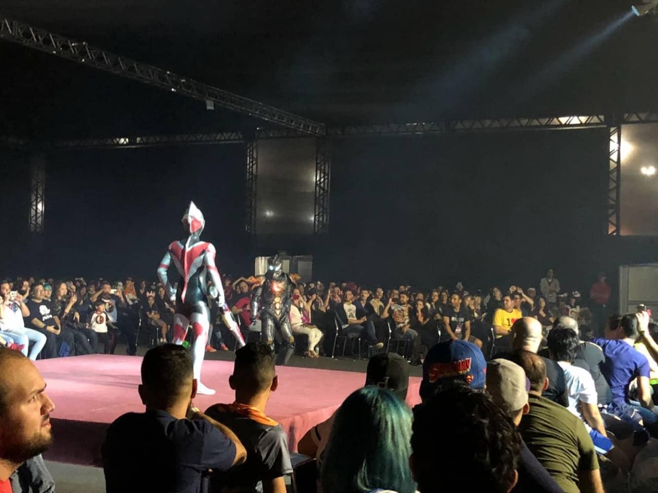 Apresentação do Ultraman