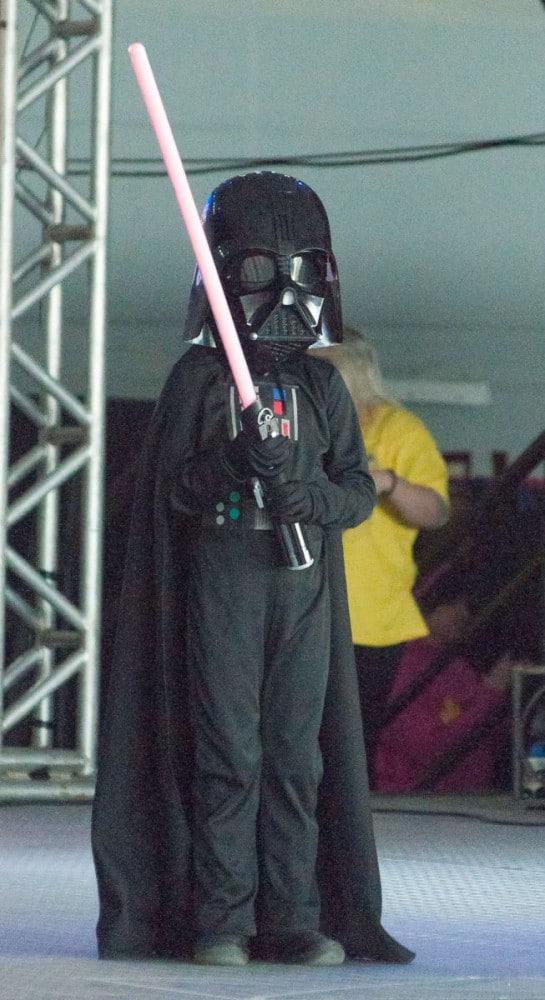 Darth Vader Chibi