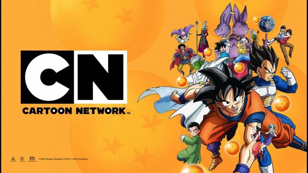 Dragon Ball Super Torneio do Poder no Cartoon Network
