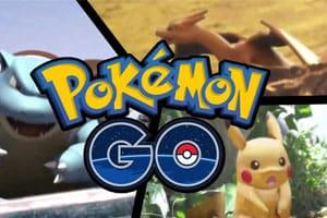 Junto de um sucesso estrondoso, Pokémon Go já tem suas primeiras bizarrices