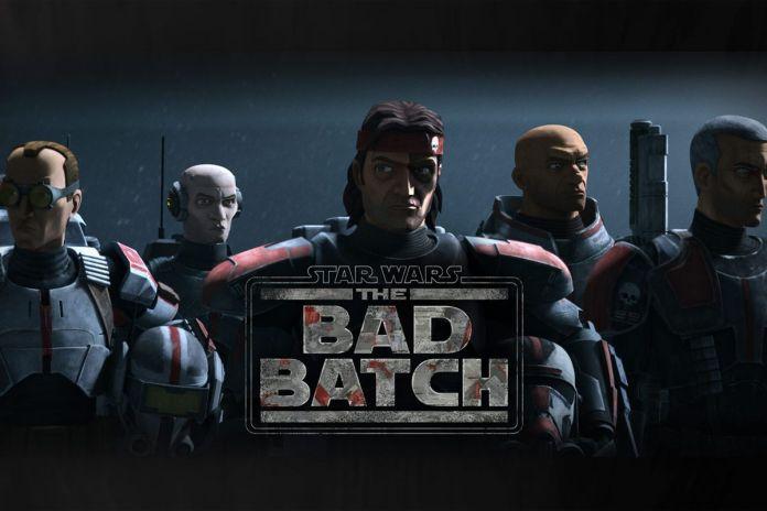 A série animada de Star Wars The Bad Batch está disponível no Disney Plus