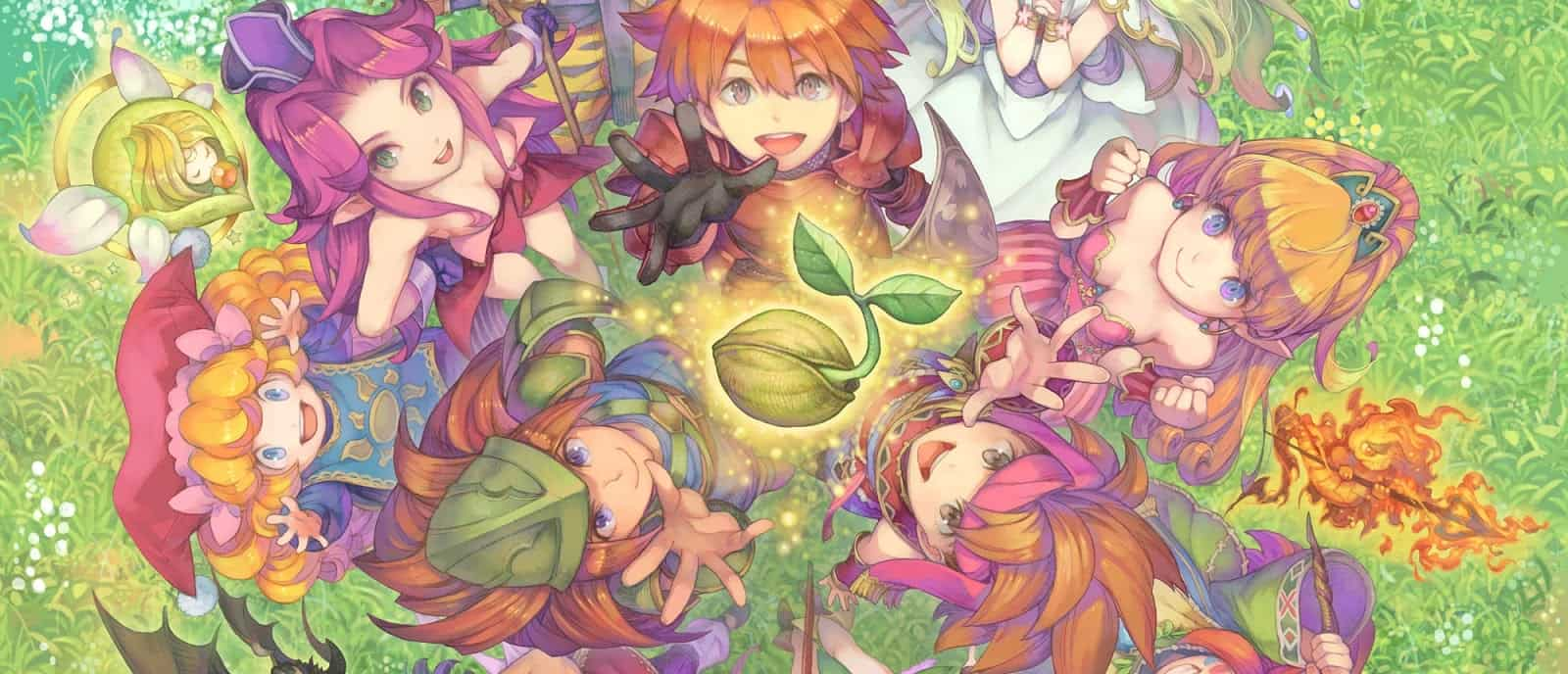 Seiken Densetsu Collection é anunciado para Switch