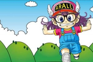 Arale em Dragon Ball Super