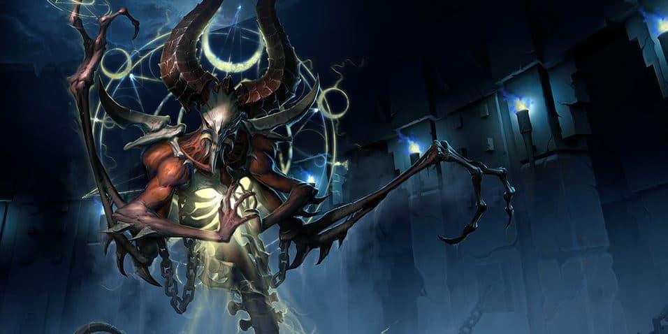 Conheça Mefisto, o Senhor do Ódio, anunciado para Heroes of the Storm