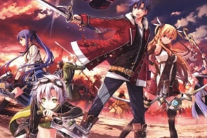 "Data de lançamento de ""The Legends of Heroes: Trails of Cold Steel ll"""