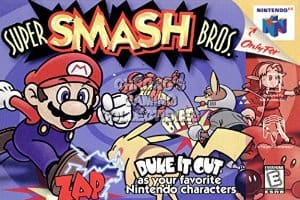 Especial: Super Smash Bros.