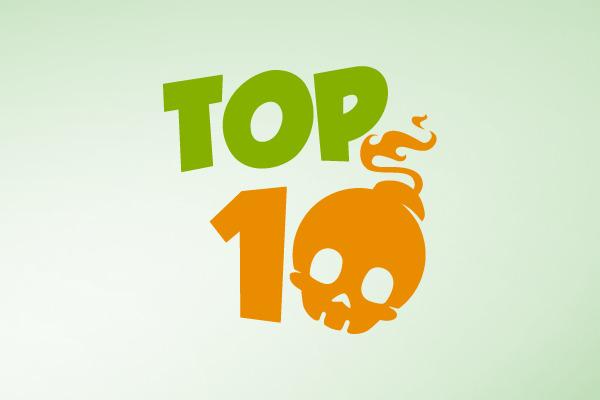 Top 10 Remix de games!