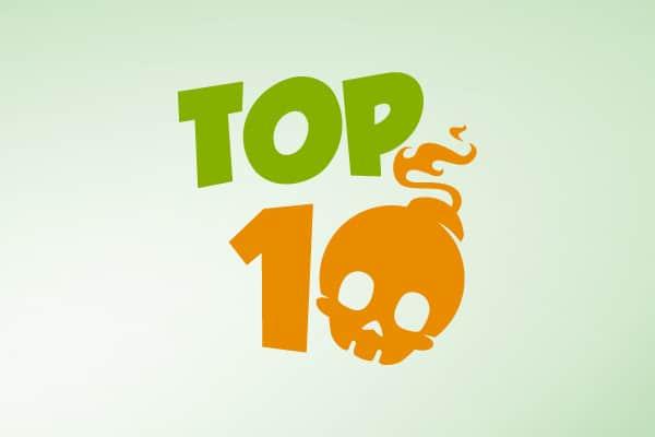 Top 10: animes mais bonitos!
