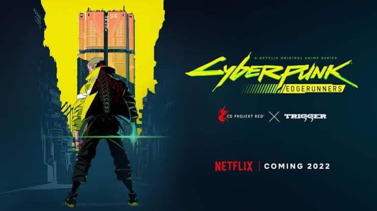 Cyberpunk Edgerunners: anime anunciado pela Netflix!
