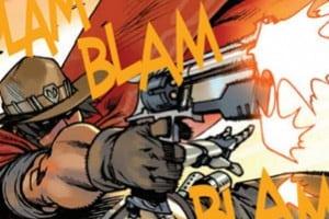 Overwatch lança sua primeira série de comics