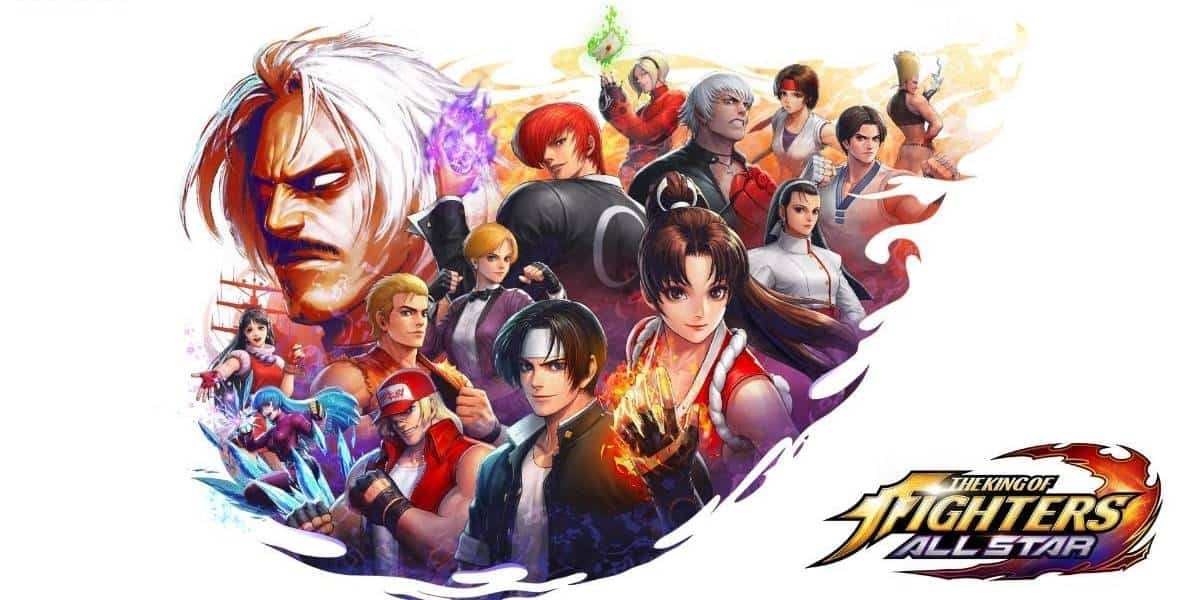 The King of Fighters versão mobile pronto para baixar