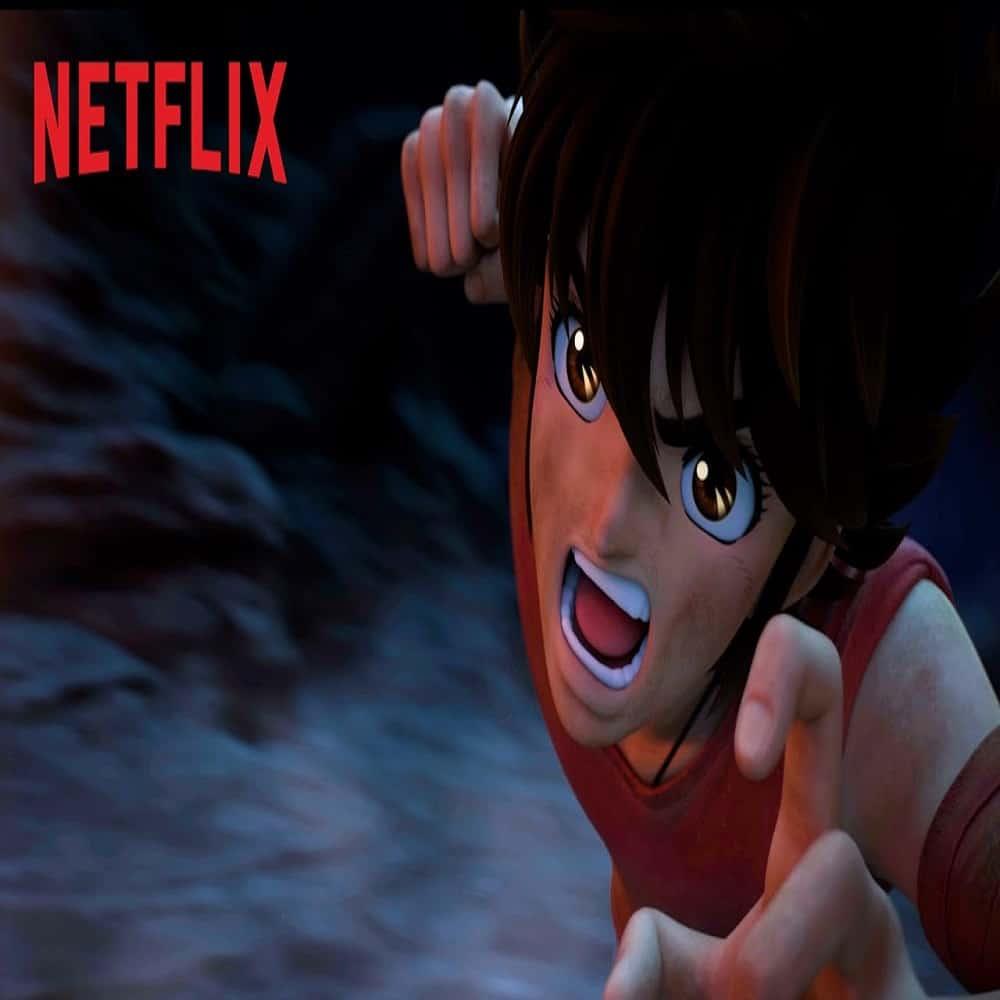 Saint Seiya na Netflix