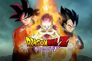 Dragon Ball Z: O Renascimento de F no Telecine On Demand
