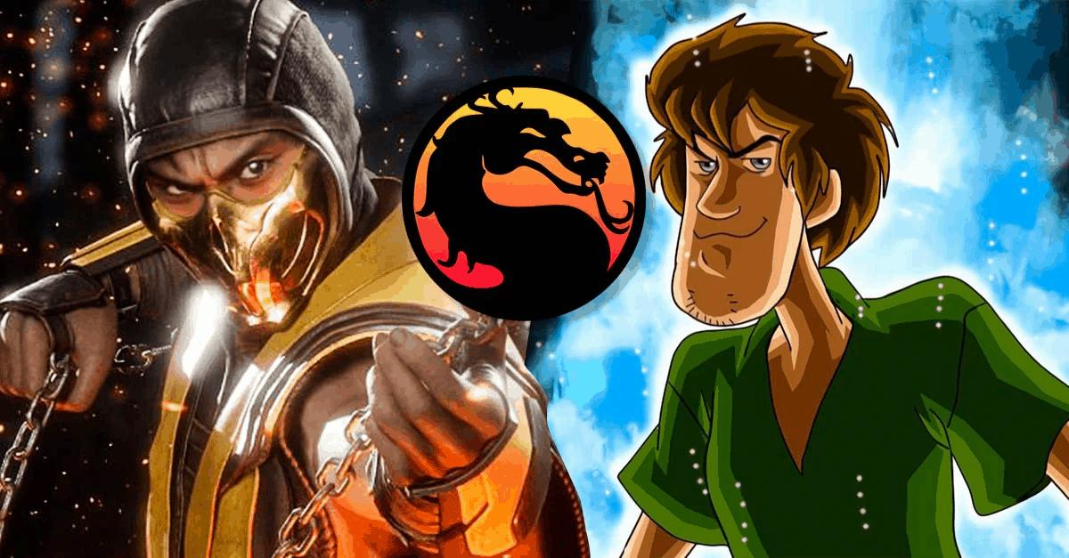 A história por trás da participação de Salsicha em Mortal Kombat