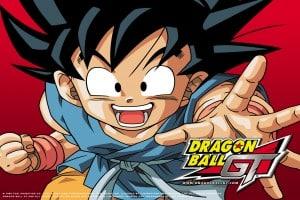 Abertura de Dragon Ball GT lançada no YouTube com cantor original da trilha brasileira