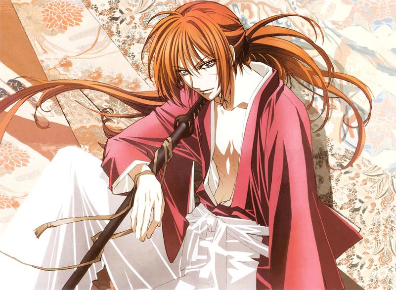 Da Série Clássicos: RUROUNI KENSHIN (Samurai X)