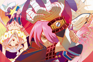 Preview - Concrete Revolutio: Choujin Gensou