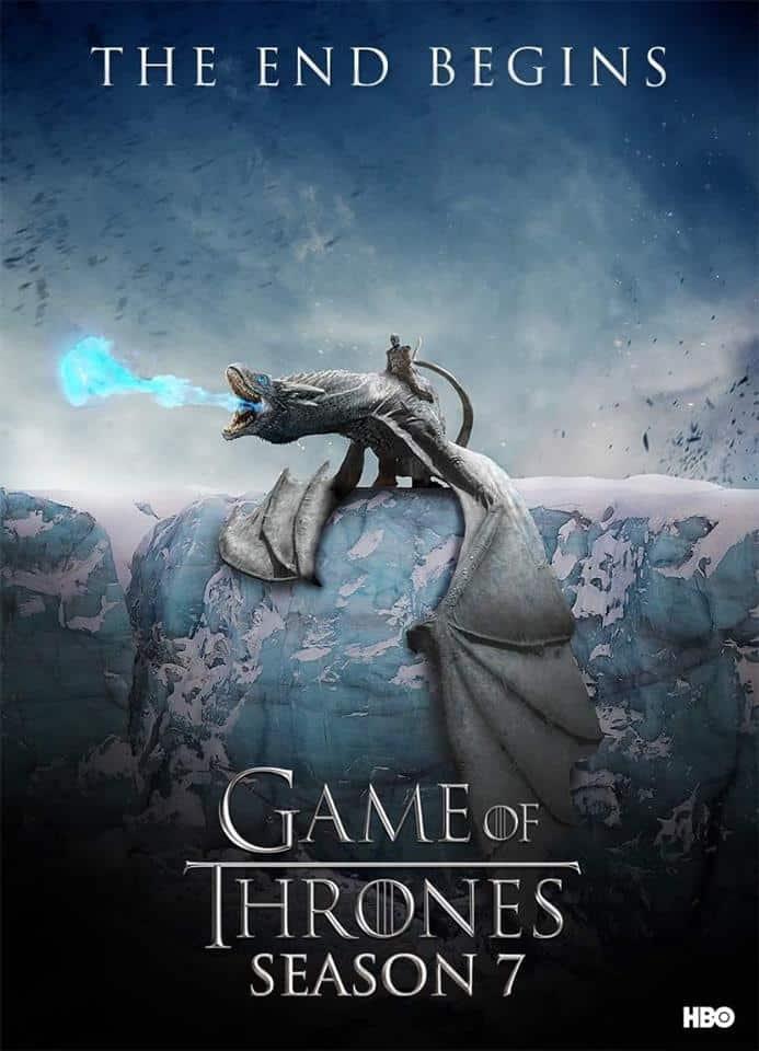 Nova temporada de Game of Thrones