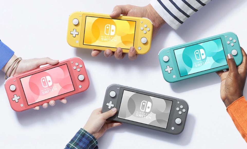 Minha experiência com o Nintendo Switch!