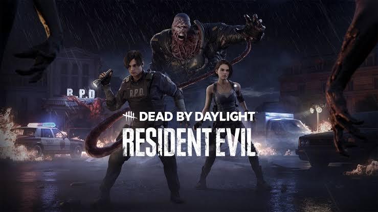 São revelados detalhes do crossover entre Resident Evil e Dead By Daylight