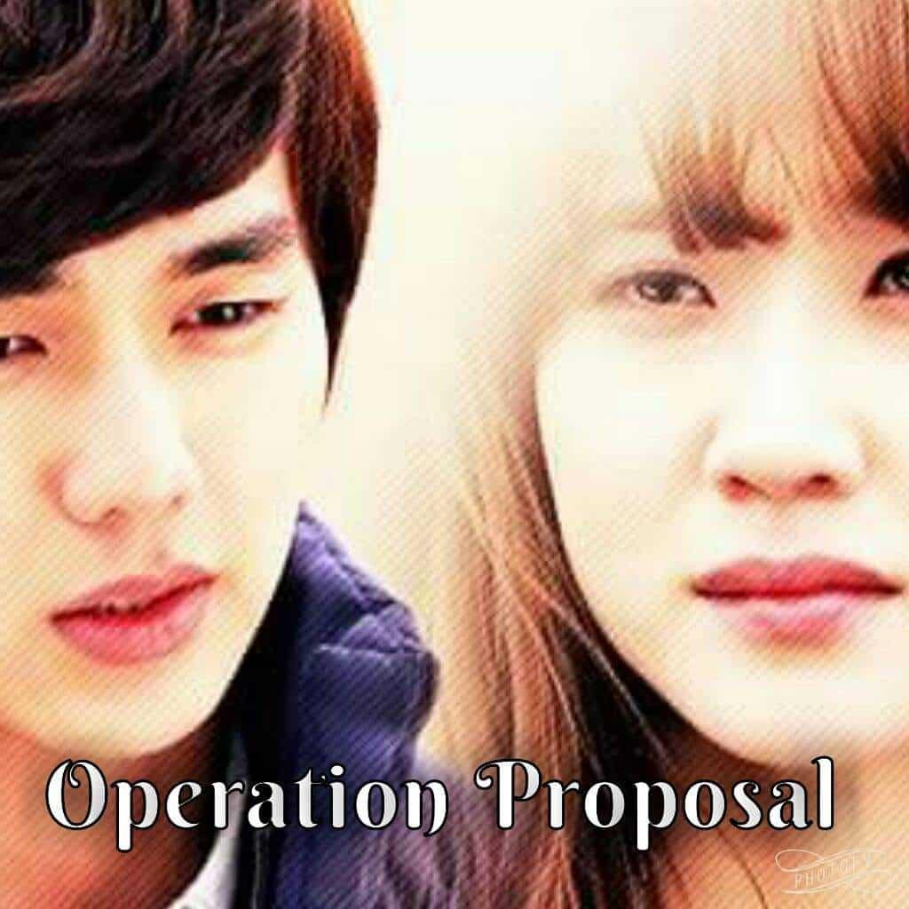Operação Casamento... ou Operation Proposal... Preparado para casar?