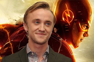 Tom Felton entra para o elenco de The Flash