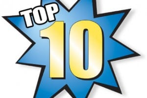 TOP 10 - Mangás Weekly Shonen Jump