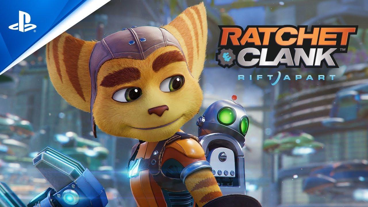Ratchet & Clank: Rift Apart está chegando