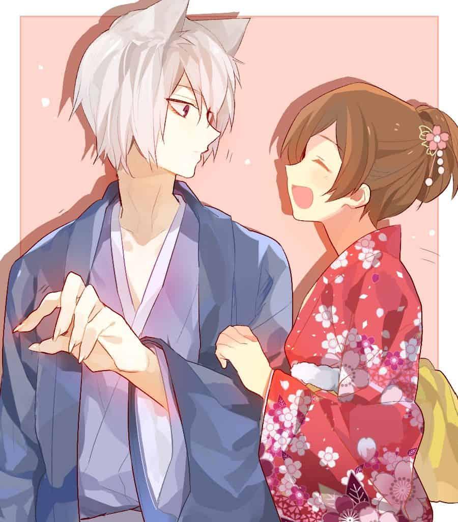 Um amor eterno... Kamisama Hajimemashita