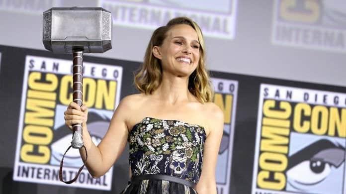 Novo filme do Thor foi anunciado com versão feminina