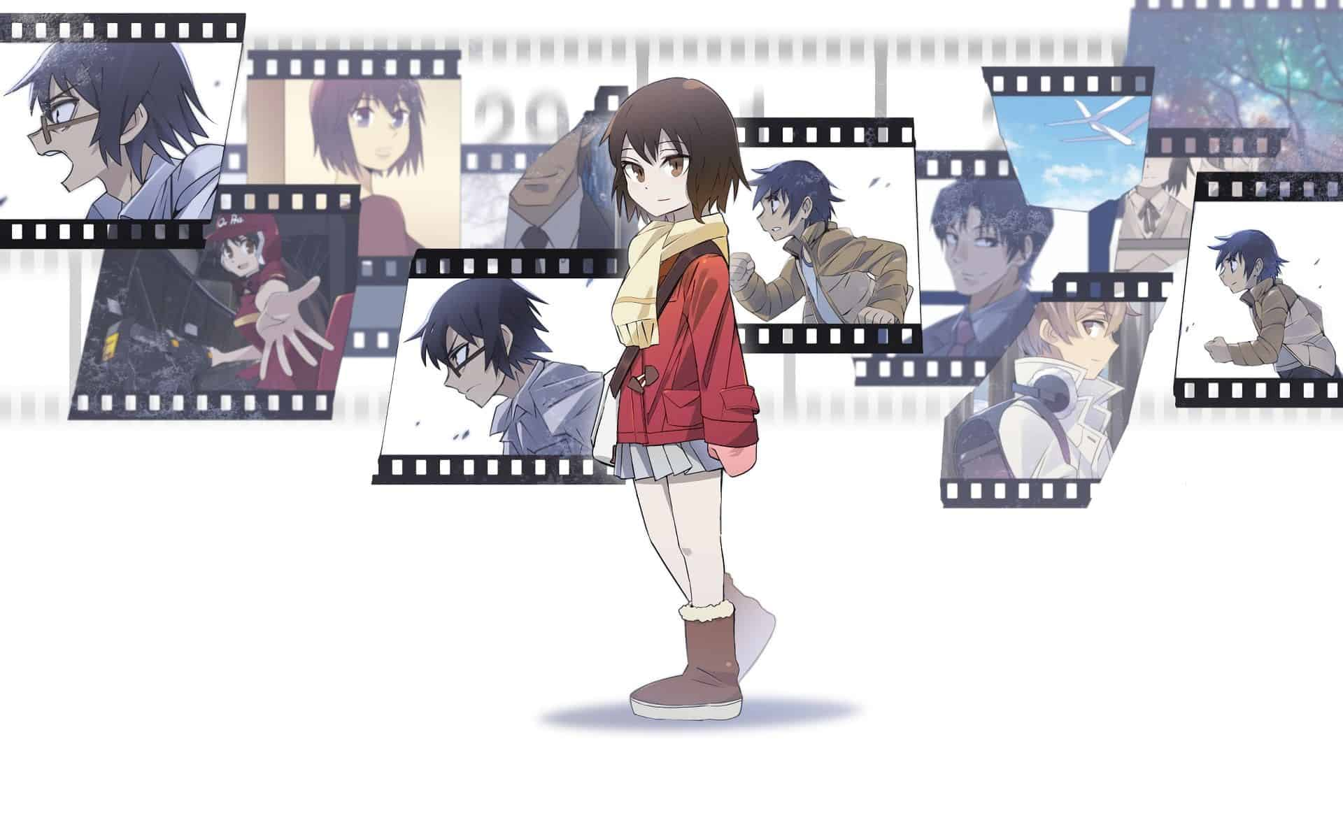 Erased: Anime para Iniciar 2021 com o Pé Direito