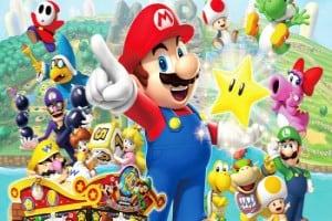 Mario Party: Mysterious Challenge World – o mais novo Arcade