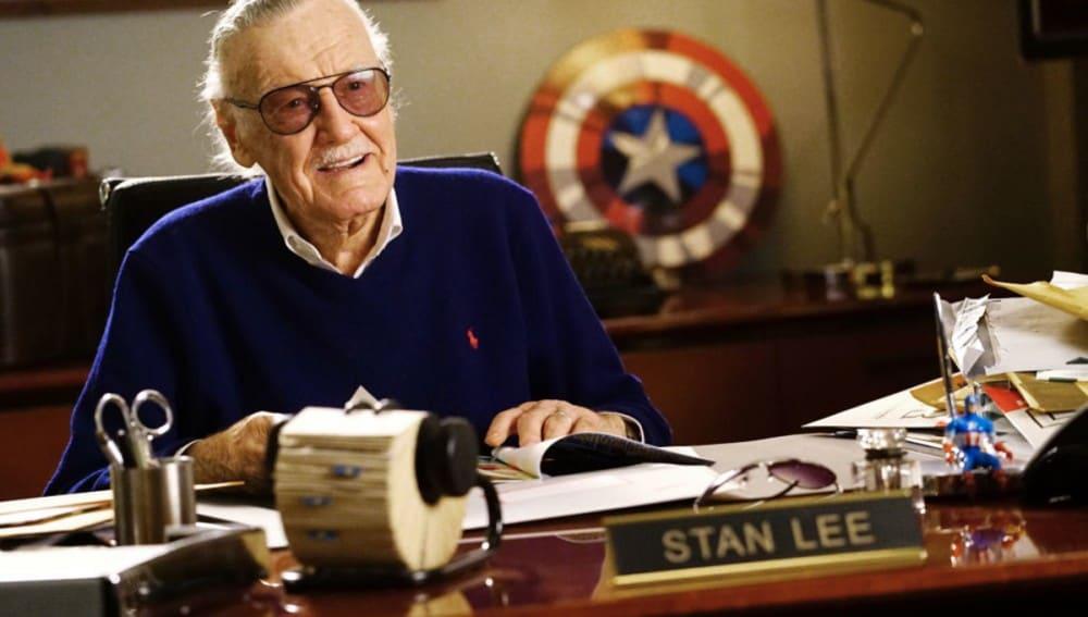 Stan Lee morre essa semana aos 95 anos