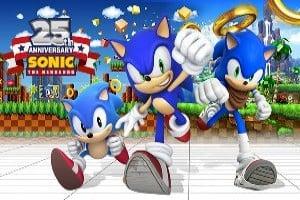 De volta para o retrô do futuro - 25 anos de Sonic e novo Mega Drive!