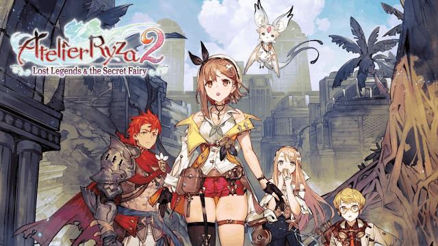 Atelier Ryza 2 é anunciado para Playstation 5!