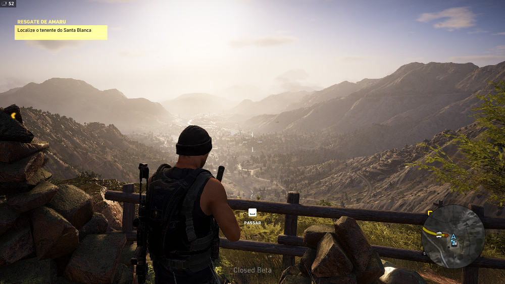 Ghost Recon: Wildlands abandona táticas militares pelo caos de Just Cause
