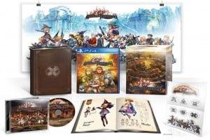 Grand Kingdom - Edições Especiais confirmadas para PS Vita e PS4