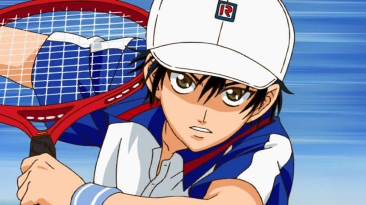 Dica Olímpica: The Prince of Tennis