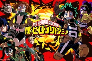 Confirmada segunda temporada de Boku no Hero Academia!