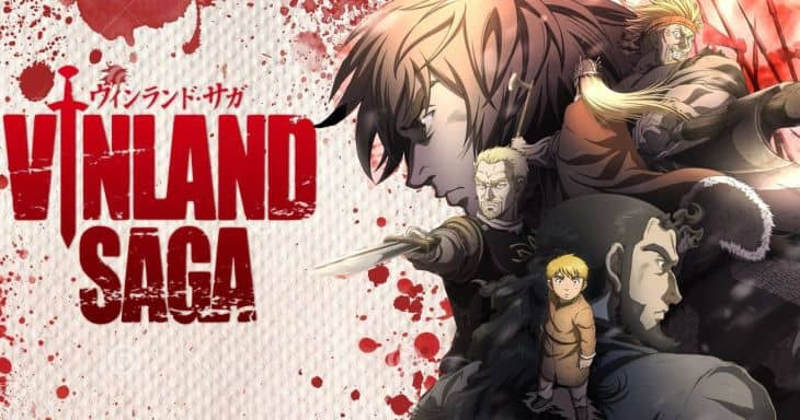 Vinland Saga e Blade - A Lâmina do Imortal são dois animes que se escondem na Amazon Prime Video