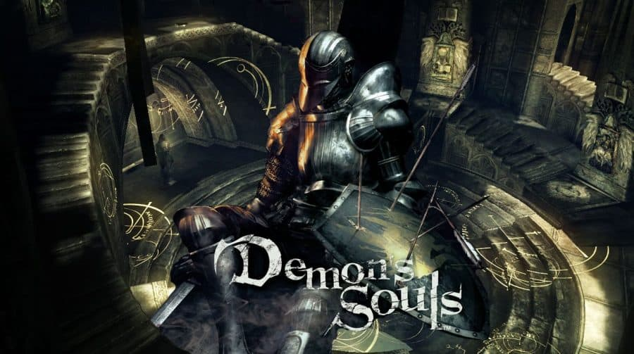 Novo Remake de Demon's Souls chega ao PS5 no fim do ano