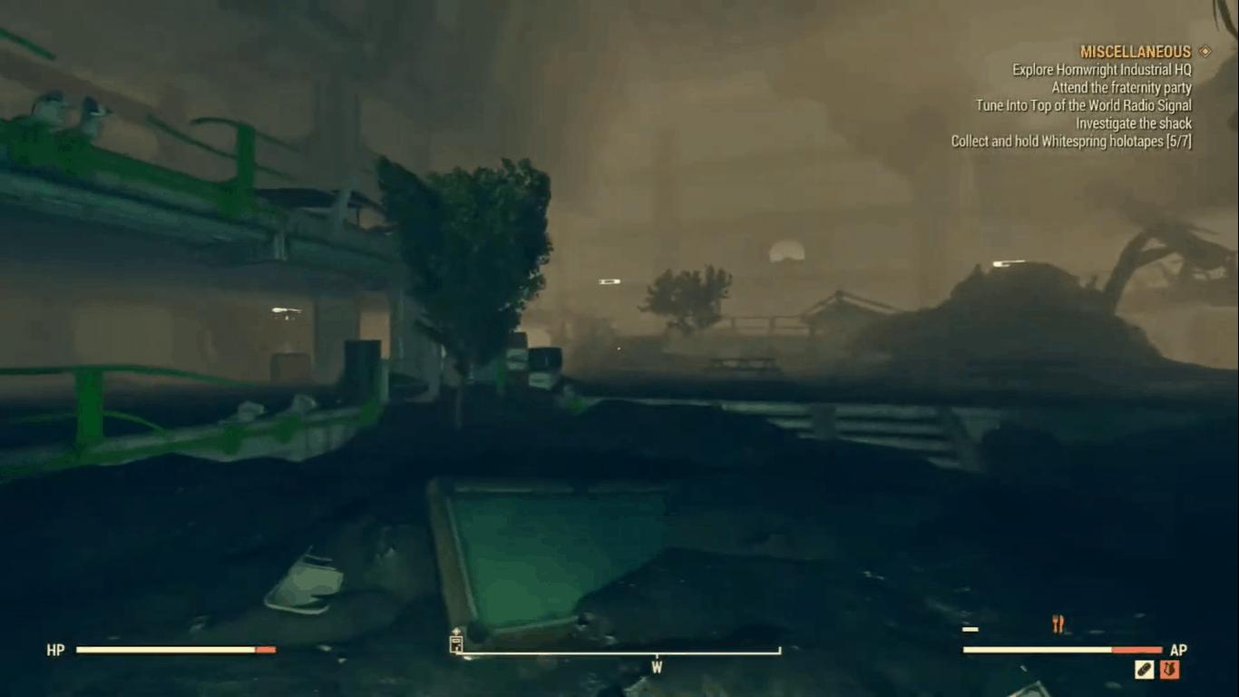 Usuário consegue acesso a supostas áreas da nova DLC de Fallout 76 antes de seu lançamento. Veja os vídeos!