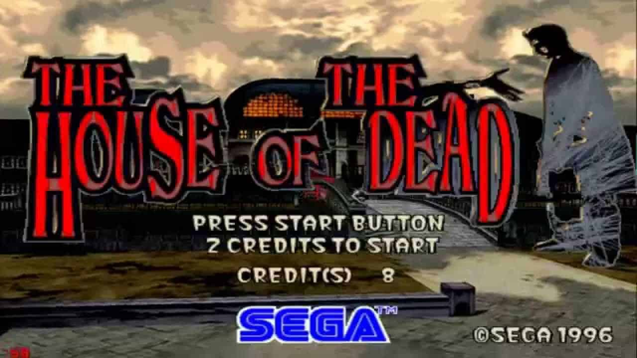 Clássicos The House of the Dead 1 e 2 estarão de volta