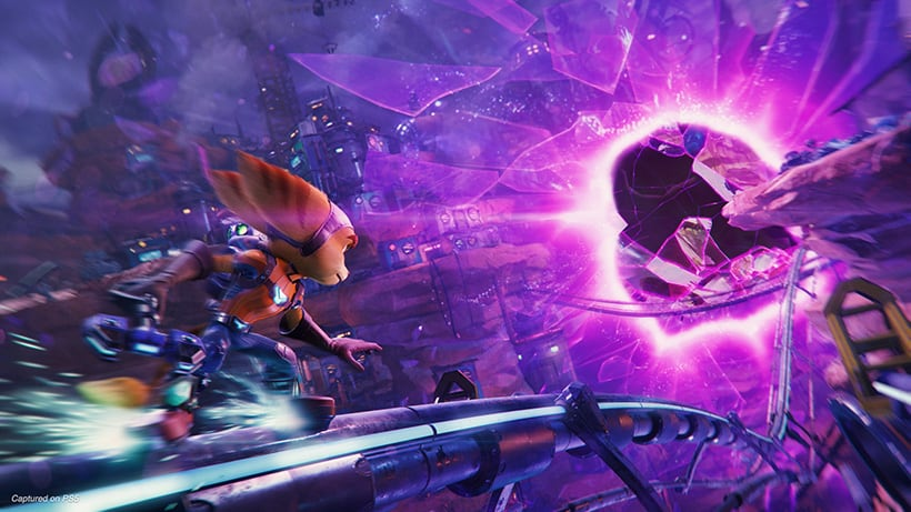 Ratchet & Clank: Rift Apart é anunciado para o PS 5