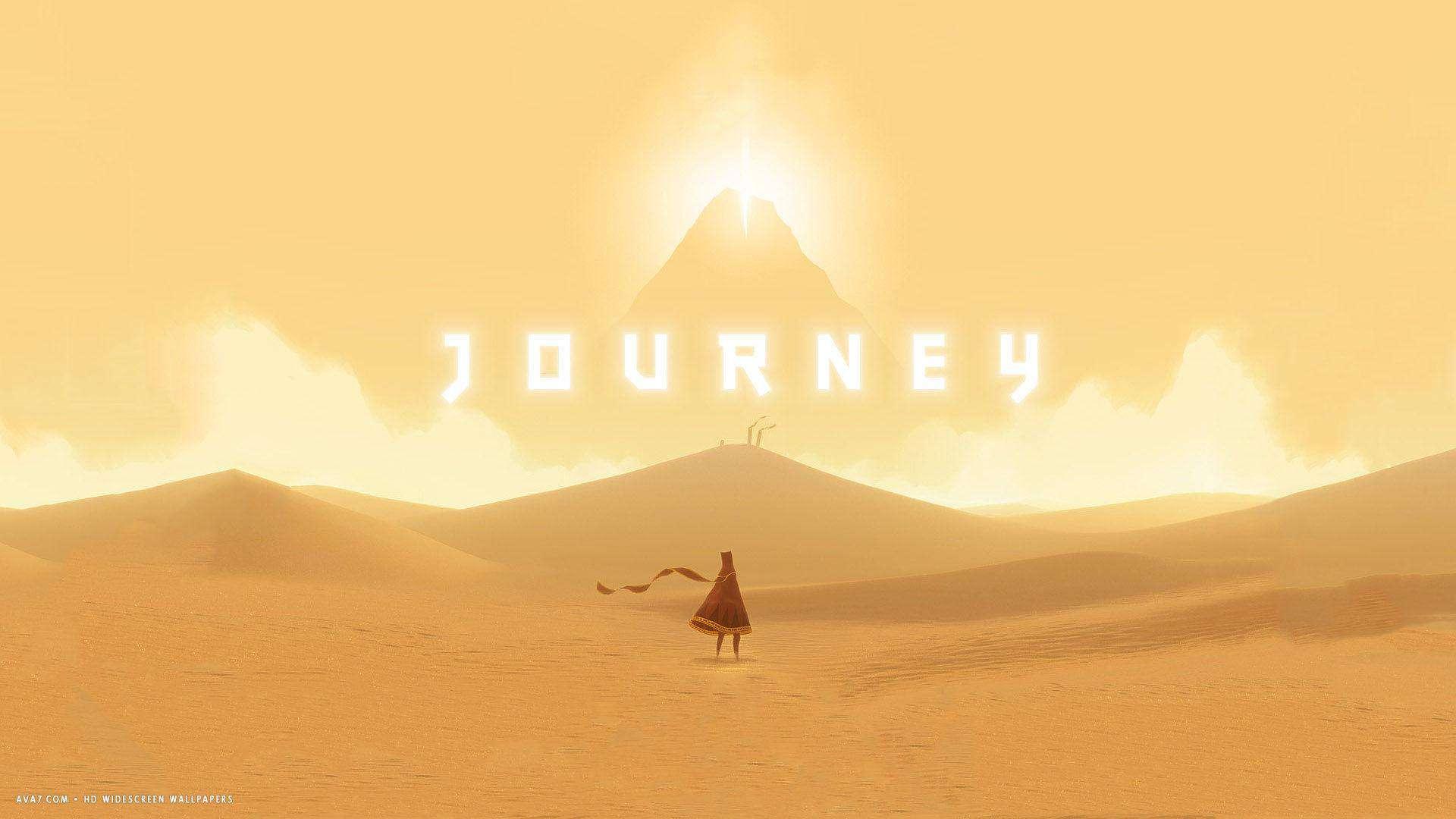 Journey: esse jogo é um clássico!